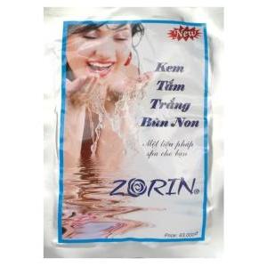 Zorin - Kem tắm trắng bùn non