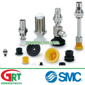 Suction cup ø 1.5 - 16 mm | ZP3 series | SMC Vietnam | SMC Thiết bị khí nén