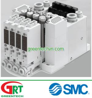 Vacuum generator-ejector max. 22 L/min, ø 0.5 - 1 mm   ZQ serie   SMC Vietnam   SMC Thiết bị khí nén